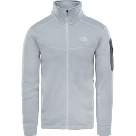The North Face Hadoken Full Zip Jacket Men TNF Light Grey Heather